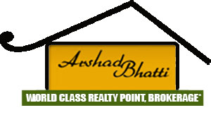 Condos and Homes For Sale | Arshad Bhatti | World Class Realty Point
